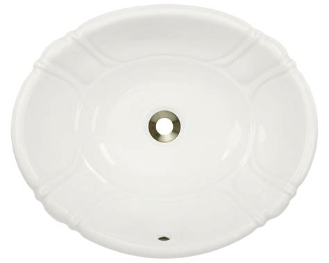 drop in porcelain bathroom sink o1815 bisque bisque porcelain vessel drop in bathroom sink