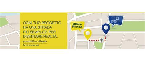 banco posta prestito prestiti bancoposta i finanziamenti di poste italiane
