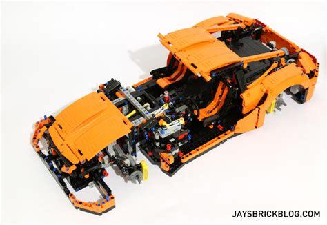 lego porsche box review lego 42056 technic porsche 911 gt3 rs