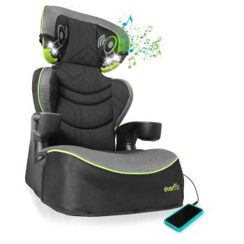 evenflo car seat with lights find sale evenflo big kid dlx booster car seat jonah