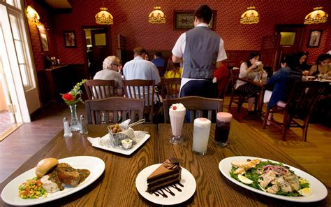 best resturants in the best disney restaurants travel leisure