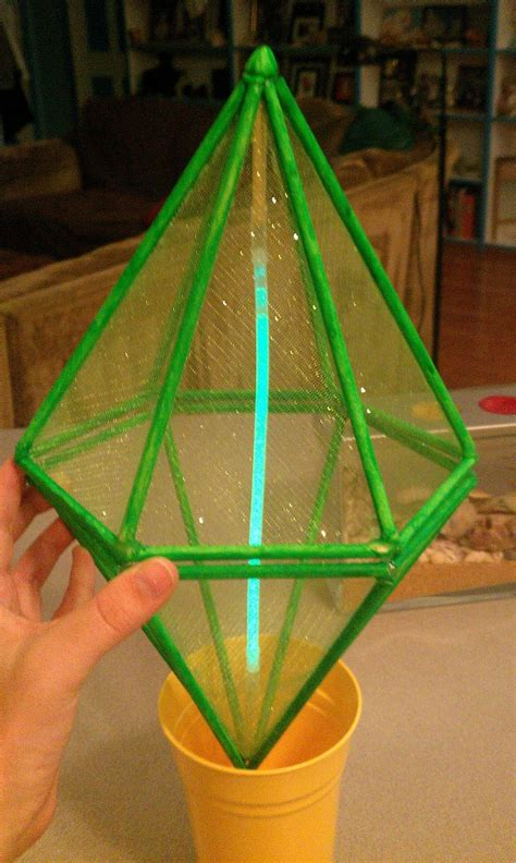 homemade plumbob part 1 by moonprincessluna on deviantart