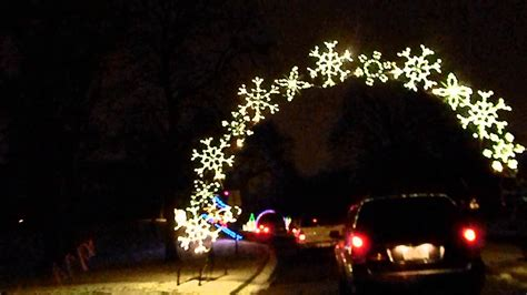 phalen light display phalen park lights 2014