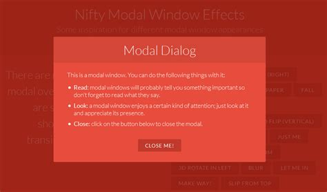 unity tutorial modal window html5 css modal dialog phpsourcecode net