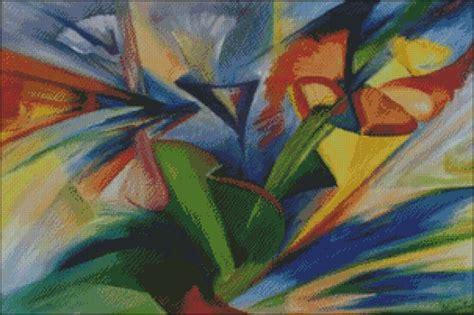 cuadros famosos en punto de cruz gratis obras de arte hilos para bordar dmc rosace anchor