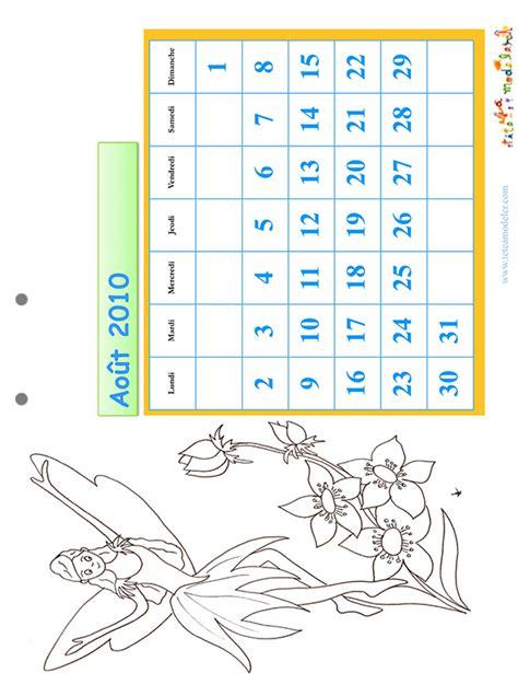 Calendrier Aout 2011 Calendrier Francais 2011 Images