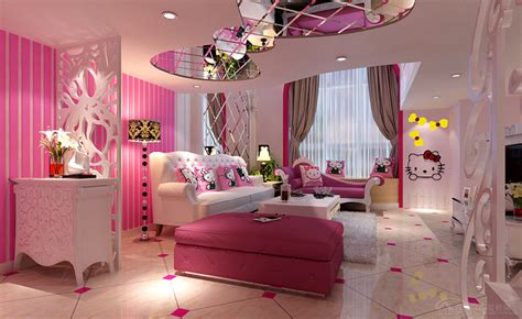 dreamful  kitty room designs  girls amazing