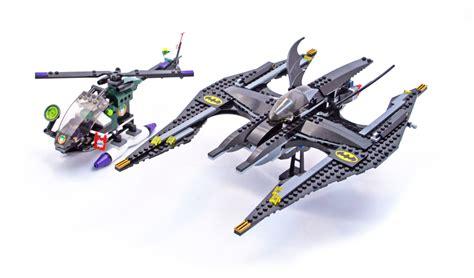 Santika Batwing Set 1 the batwing the joker s aerial assault lego set 7782 1