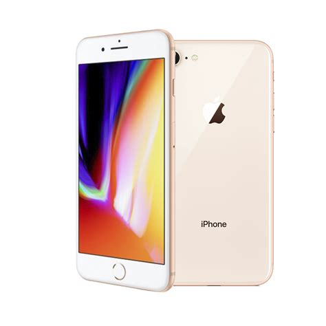 I Iphone 8 by Apple Iphone 8 64gb Gold