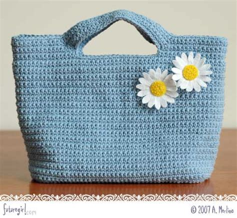 patterns free crochet bags crocheted girls purse pattern crochet and knitting patterns