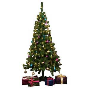 tesco tree lights buy tesco 6ft pre lit tree with warm white led