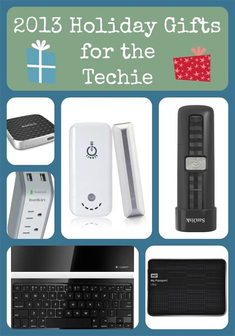 popular holiday gifts for techies gift guide the techie edition