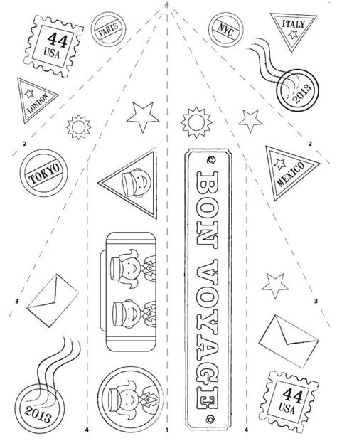 coloring pages of paper airplanes color paper airplane for kids google search cool boy