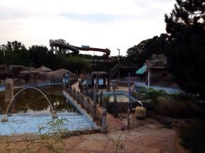 Abandoned water park that is now used as an airsoft arena joplin