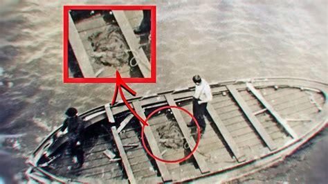 imagenes verdaderas de titanic lo que se encontr 243 en el 250 ltimo bote del titanic youtube