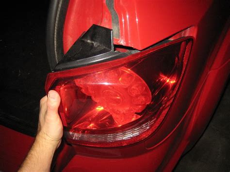 dodge journey tail light dodge journey tail light bulbs replacement guide 007
