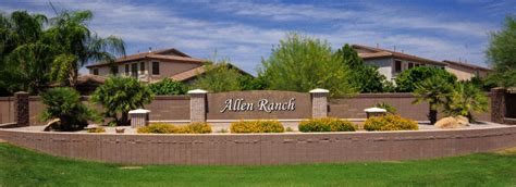 Mba Real Estate Home Sale Gilbert by Allen Ranch Homes For Sale In Gilbert Arizona 85295