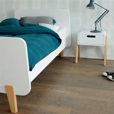 laurette junior bed le lit mm pieds bois 90 x 190 cm