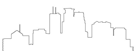 minneapolis skyline tattoo outline of the minneapolis skyline tattoos
