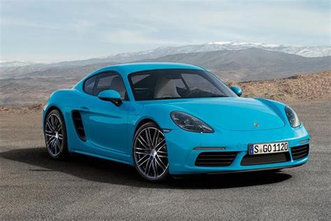 Car Types And Prices by Porsche Cayman Prices Reviews And New Model Information