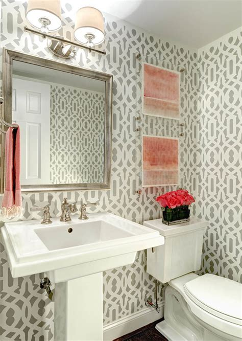 Powder Room D by 18 Inspiring Powder Rooms How To Nest For Less