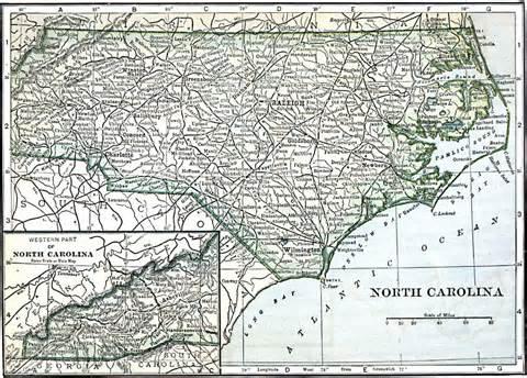mayberry carolina map carolina