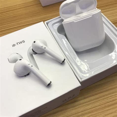 for 2018 iphone xr xs max wireless bluetooth earphones i8 tws mini earbuds headphones with