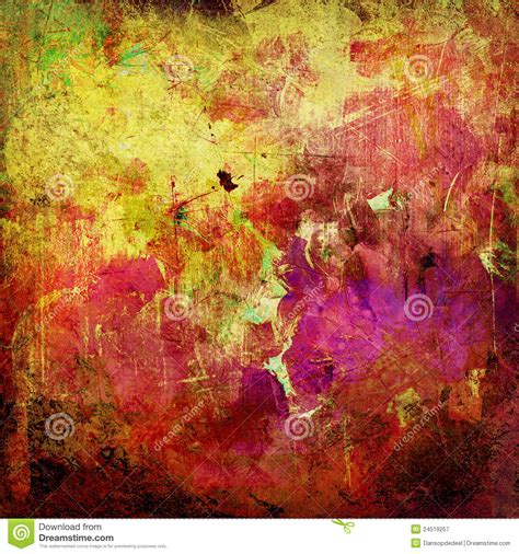 free painting abstract background painting stock illustration image