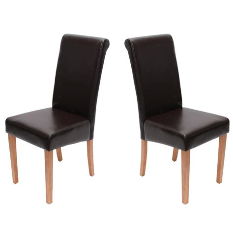 esszimmerstuhl grau leder 6x esszimmerstuhl stuhl novara ii leder schwarz creme