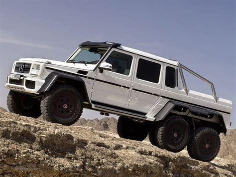lifted mercedes truck mercedes 6x6 amg roading beast