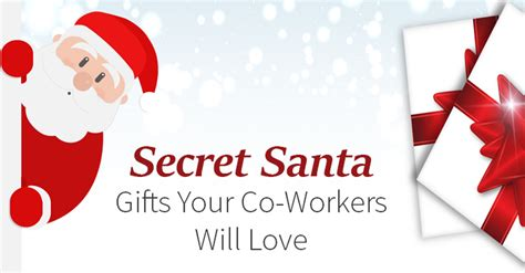 gifts for your secret secret santa gifts your co workers will workspace