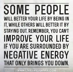get rid of negative energy get rid of negative energy quotes pinterest
