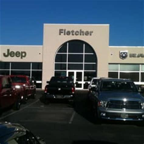 Fletcher Chrysler Dodge Jeep Fletcher Dodge Chrysler Jeep Ram Of Jonesboro Get Quote