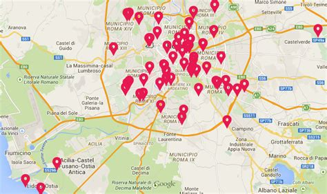 vodafone porte di roma porta di roma mappa top uno sguardo preliminare alla