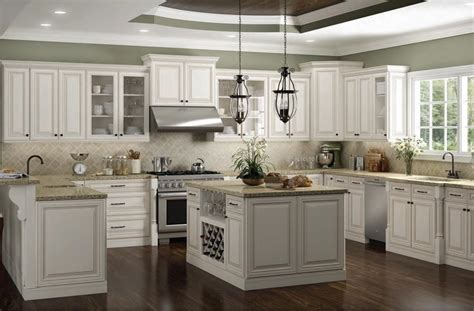 elegant kitchen cabinets why pick antique white kitchen cabinets blogbeen