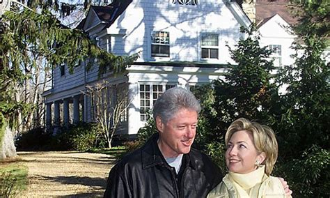 bill and hillary house are the clintons trying to duck property tax payments