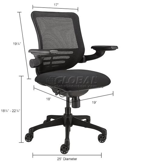 global industrial office chairs chairs mesh multifunction ergonomic office chair with