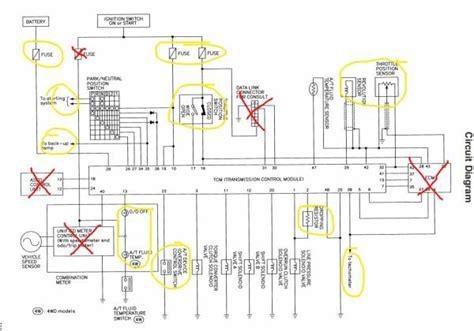 wiring diagram navara  wiring diagrams