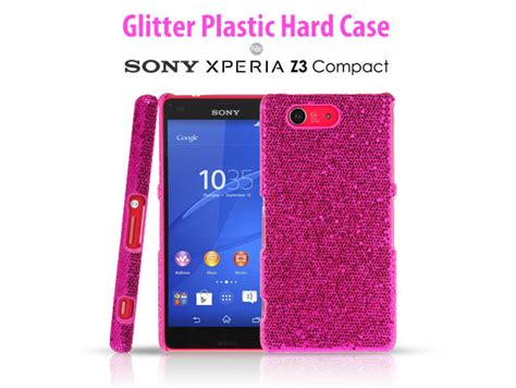 Sony Xperia Z3 Compact Sparkle sony xperia z3 compact glitter plactic