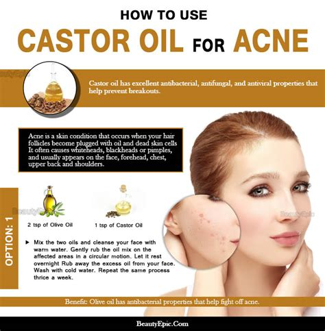 natural skin care 9 ways to use rose water for beautiful skin how to use castor oil for acne