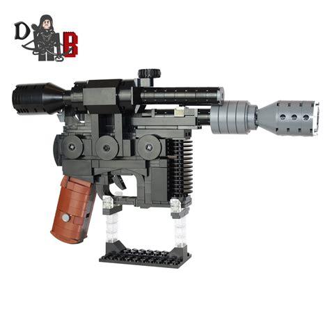 Lego Blaster han s dl 44 heavy blaster pistol demonhunter bricks