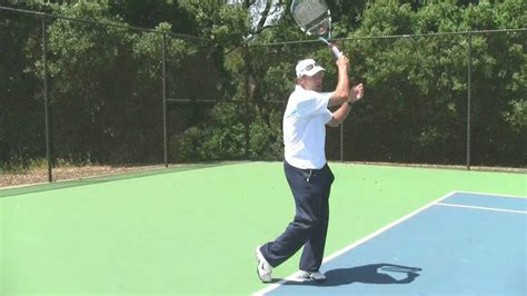 tennis forehand swing tennis forehand swing tempo after contact youtube