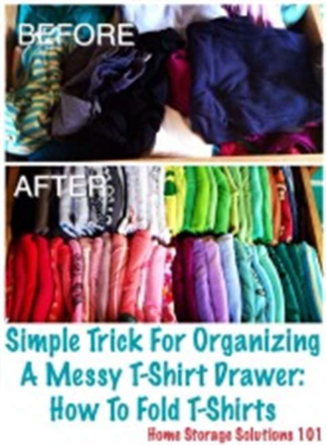 How To Organize T Shirts In A Closet by How To Organize Tank Tops Camis