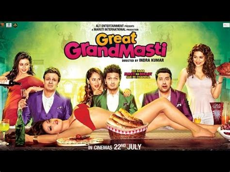 great grand masti full movie watch online great grand masti full movie promotions vivek ritesh