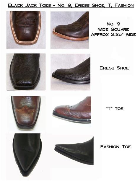 boot styles types of shoe heels toes 9 dress shoe t fashion