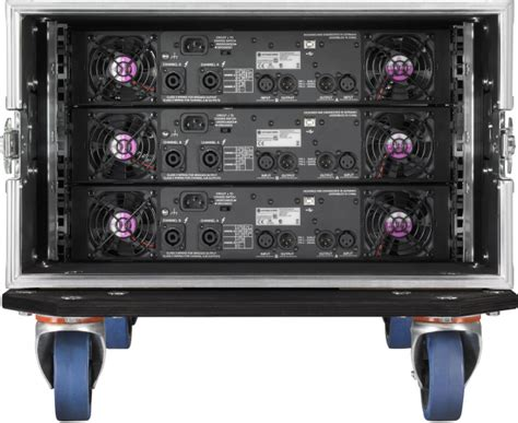 Speaker Pca Ref 6 1 l3600fd dsp 2 x 1800 w power lifier for live