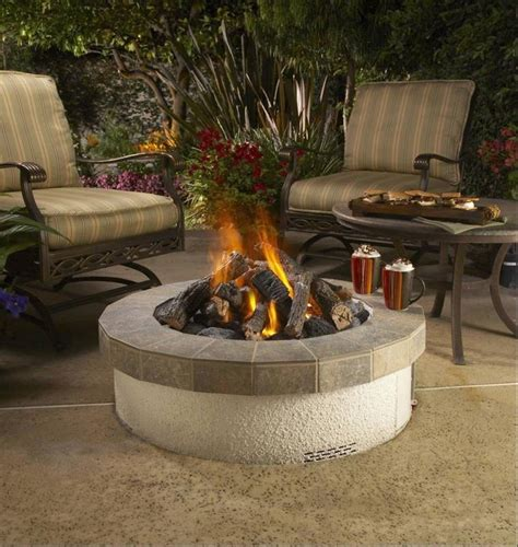 self made pits up your backyard landscaping
