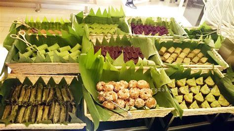 cadangan berbuka puasa bazaar desa buffet restoran