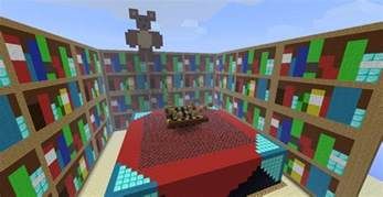 bookshelves and enchantment tables updated big enchantment table with bookshelves minecraft