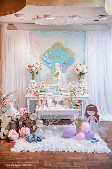 Mermaid Themed  Ee  St Ee    Ee  Birthday Ee    Ee  Party Ee   Paar M